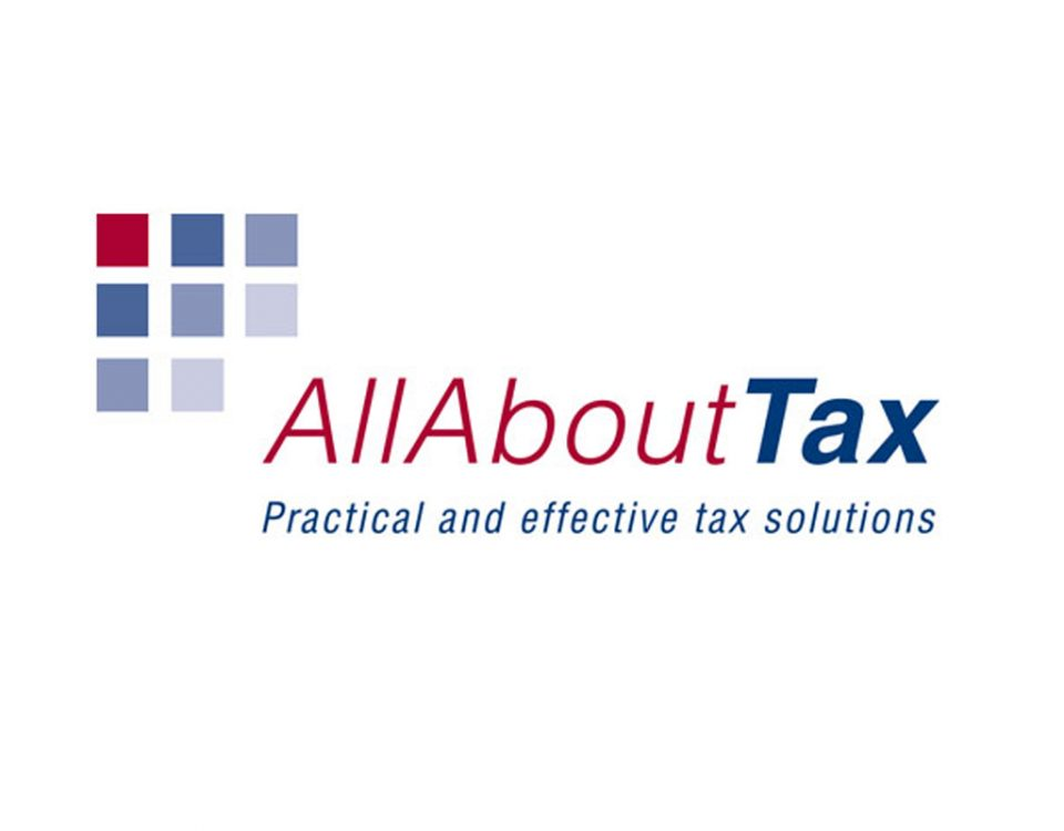 Logo design All About Tax