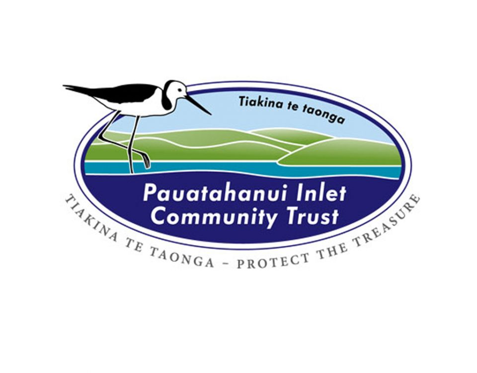 Logo Design Pauatahanui Inlet Community Trust