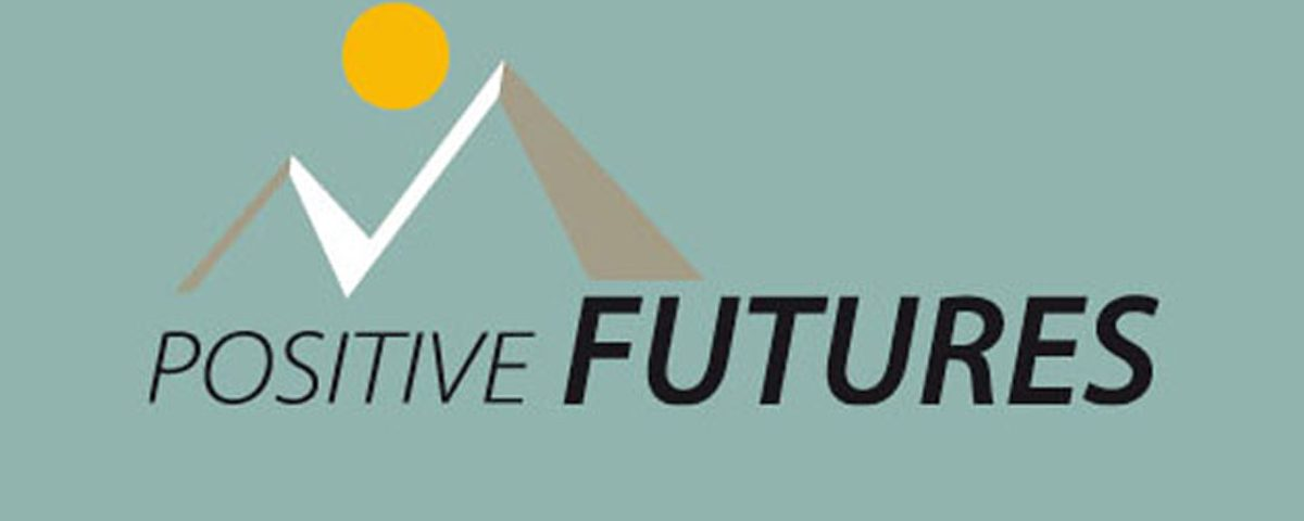 Logo Design Positive Futures