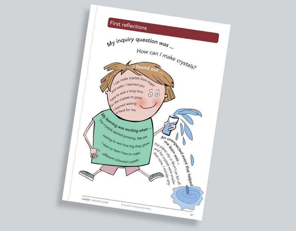 Illustration LAN Learning Resource