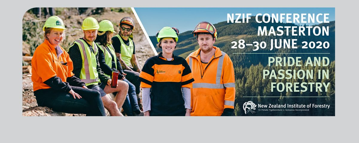 NZIF Conference Banner