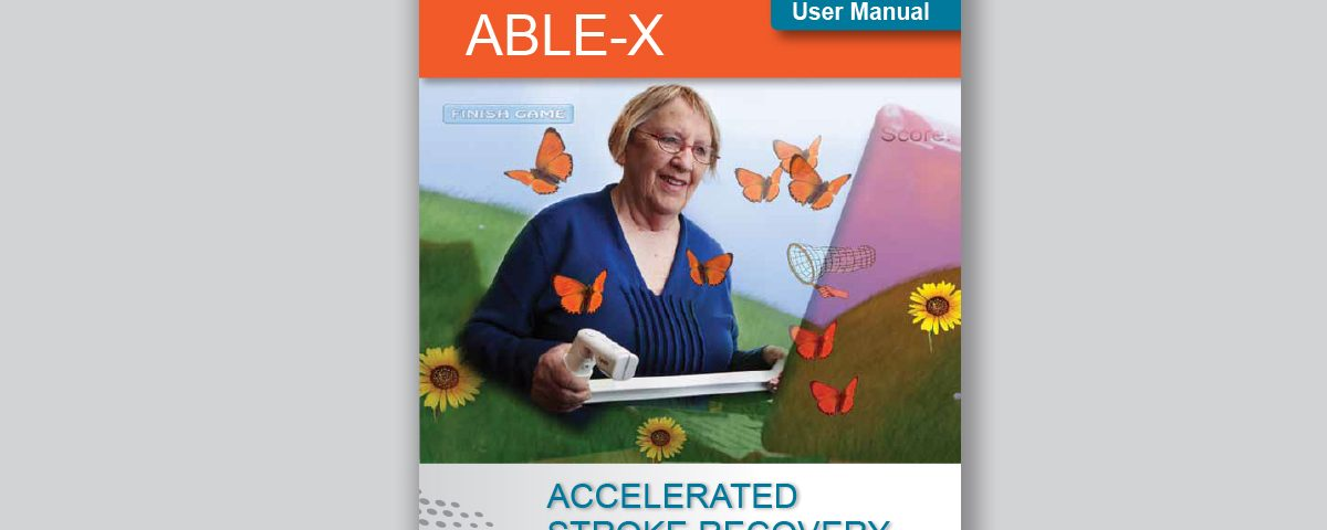 User Manual, able-X