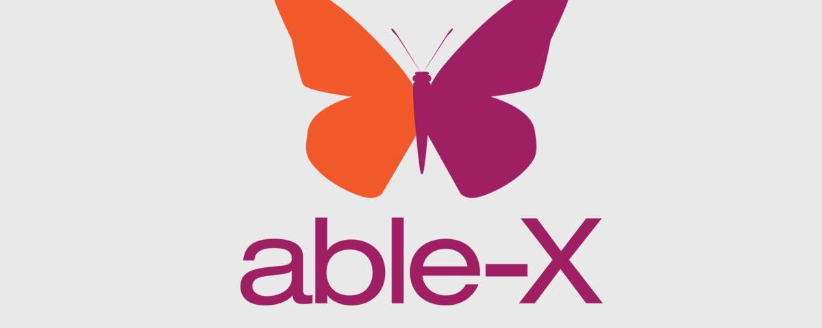 Logo Design able-X