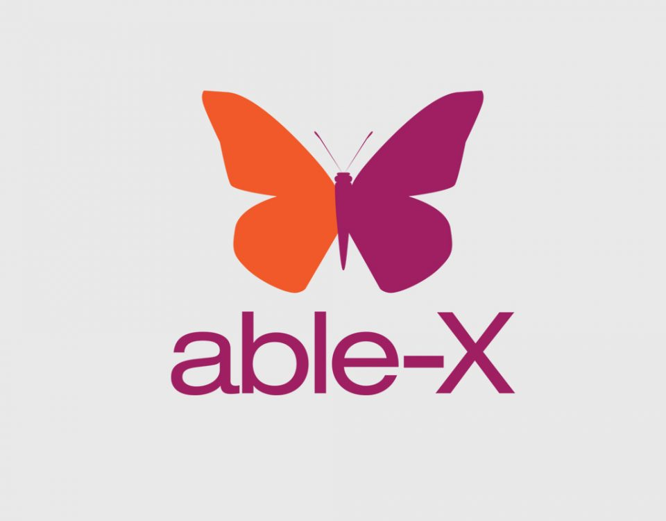 Logo Design able-X